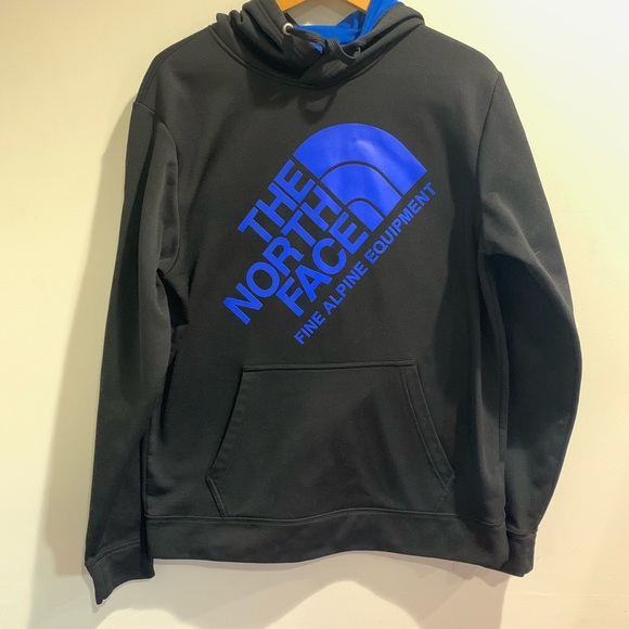 The North Face Other - The North Face black hoodie, L